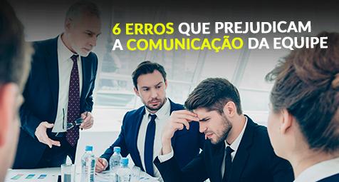 Comunicação nas empresas: os 6 principais erros em TI