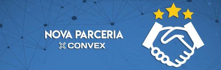 Convex faz parceria e prefeitura economiza milhões