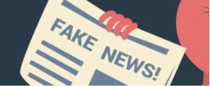 notícia falsa