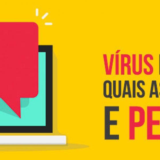 Vírus e Malwares: Quais as diferenças e como se proteger