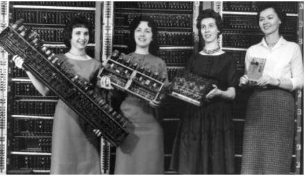 mulheres na informática