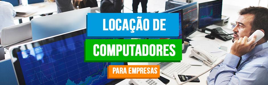 Locação de Computadores