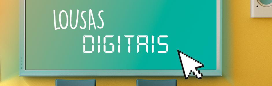 Lousas Digitais: Tecnologia nas escolas
