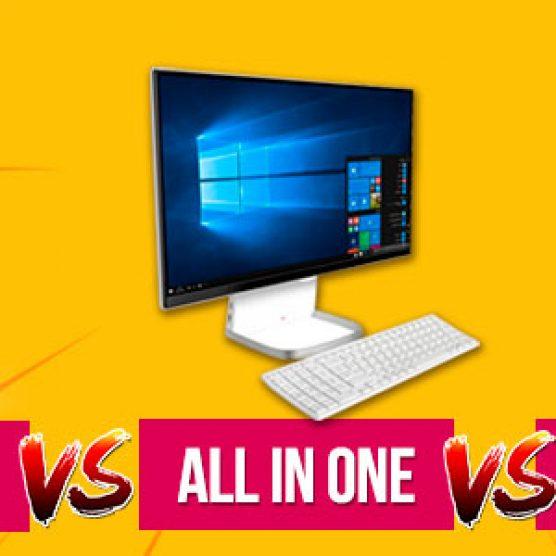 Computador Tiny, All in One e Computador desktop: Qual o melhor para você?