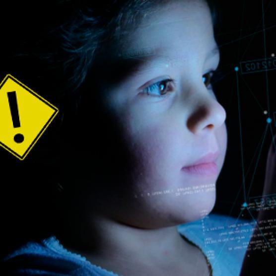 Segurança no computador para crianças