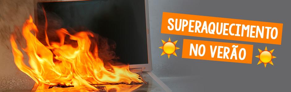 Superaquecimentos de máquinas no verão