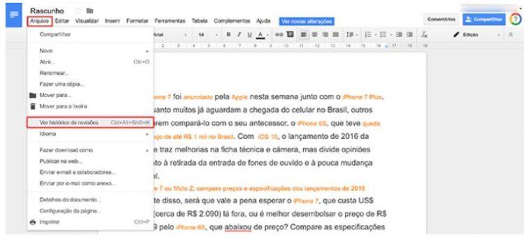 5 Ferramentas pouco conhecidas do Google Drive - Convex